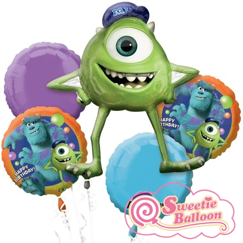 Bouquet monsters university balloon bouquet 26414 monsters university balloon bouquet voltagebd Gallery